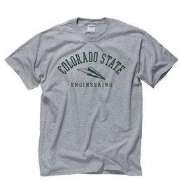 Colorado State Engineering Tee