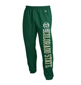 CHAMPION CUSTOM PRODUCTS COLORADO STATE DOWN LEG CHAMPION BANDED BOTTOM PANT