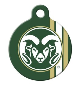CSU DOG TAG