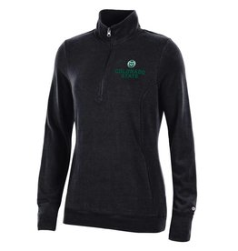 CHAMPION CUSTOM PRODUCTS COLO ST LADIES 1/4 ZIP LOUNGE SWEATSHIRT