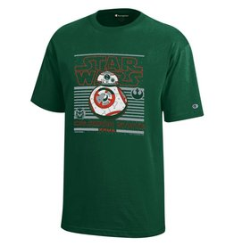 CHAMPION CUSTOM PRODUCTS YTH COLORADO STATE BB8 STAR WARS TEE