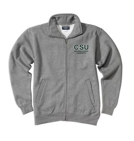 CSU MV PRO WEAVE FULL ZIP WARM UP