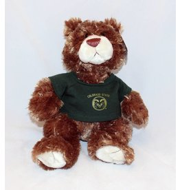COLORADO STATE STUFFED BEAR CASEY