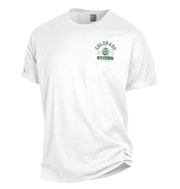 GEAR FOR SPORTS COLO ST COMFORT WASH TEE- WHITE
