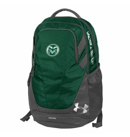 UNDER ARMOUR UA HUSTLE III RAM LOGO BACKPACK