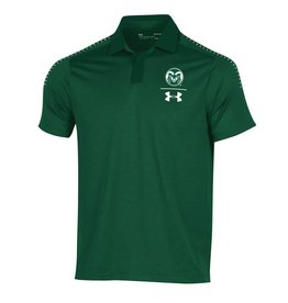 UNDER ARMOUR CSU PINNACLE COACHES POLO