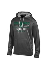CHAMPION CUSTOM PRODUCTS COLO STATE FT COLLINS ATHLETIC FLEECE HOOD