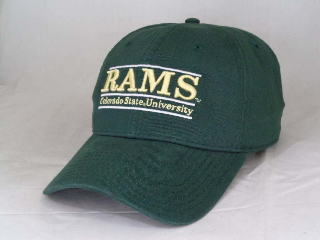 RAMS GAME BAR HAT GARMENT WASHED