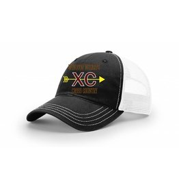 DESIGN #3- WHS 2018 XC EMBROIDERED HAT- ADJUSTABLE