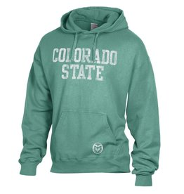 GEAR FOR SPORTS COLO ST 3 LOC COMFORT WASHED HOODY- CYPRESS