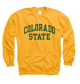 GOLD CO ST ARCH CREW SWEATSHIRT