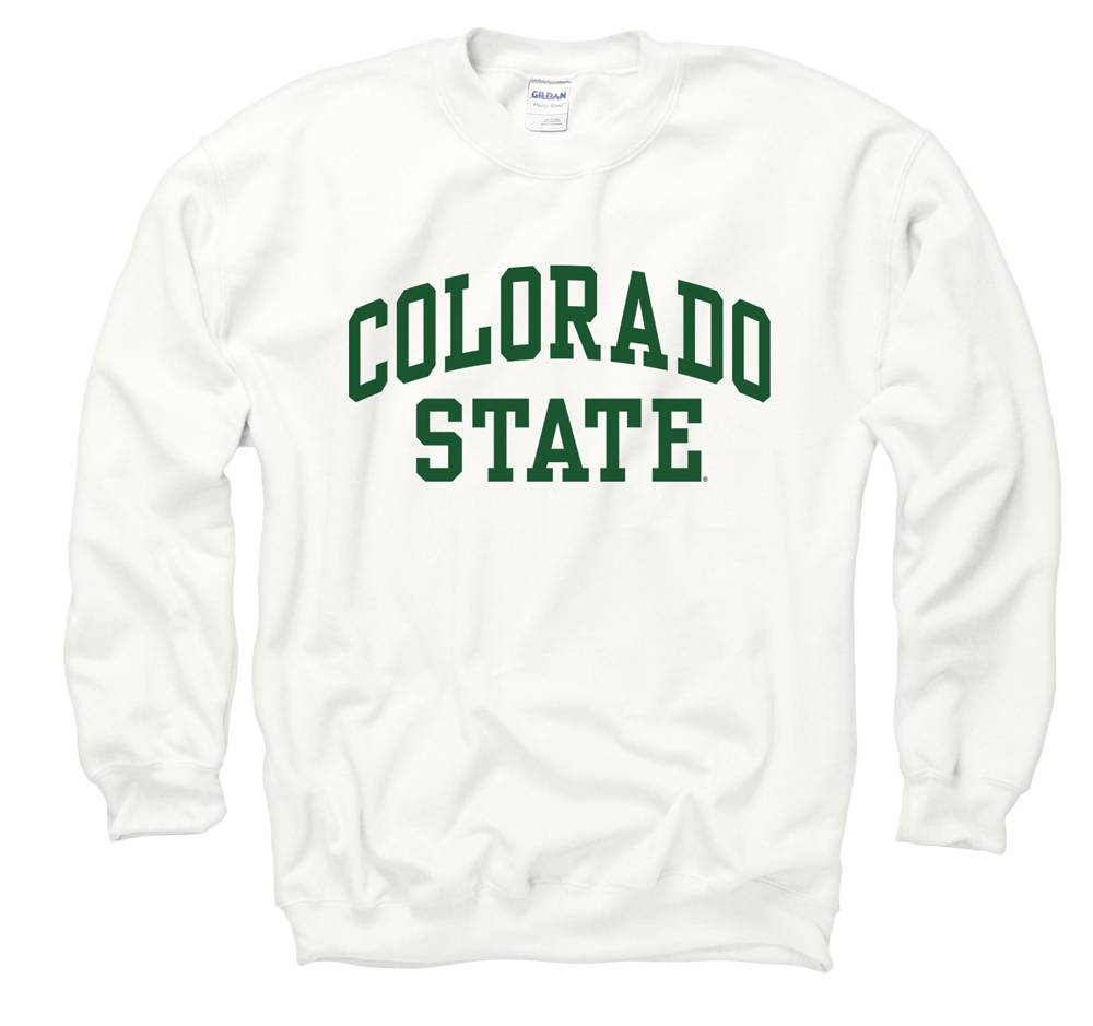 WHITE CO ST ARCH CREW SWEATSHIRT
