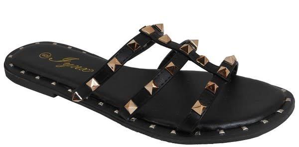 Cassie Multi Strap Sandal