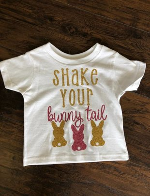 Back Road Beauties Toddlers Shake Your Bunny Tail