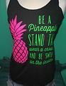 Be A Pineapple Tank