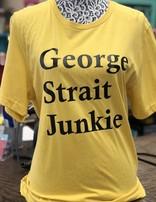 Back Road Beauties George Strait Junkie Tee