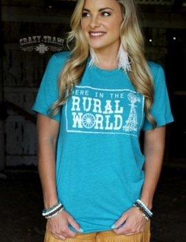 Rural World Tee