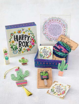 Cactus Happy Box