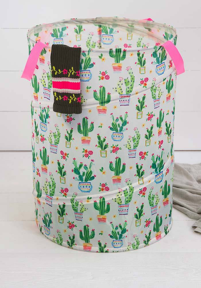 Cactus Pop Up Hamper
