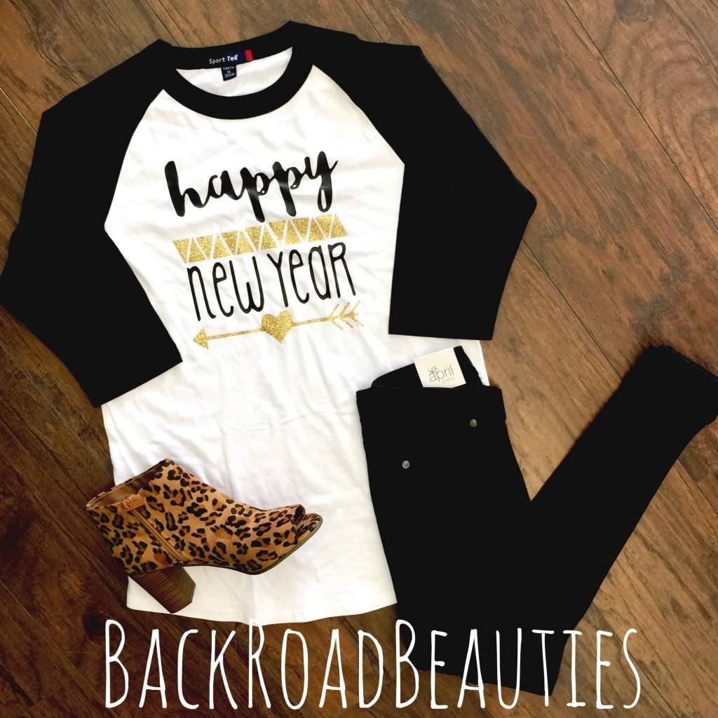 Adult Happy New Year BBT