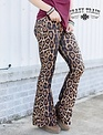 Crazy Train Bonnie Bell Leopard Pant