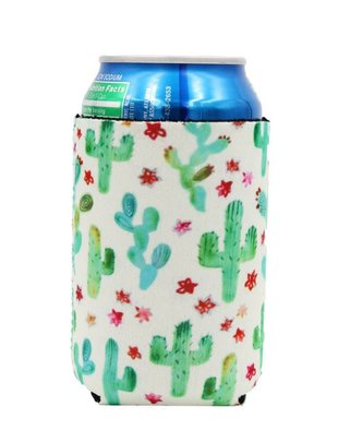 Lit Can Coolers Cactus Can Cooler