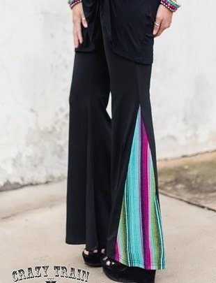 Crazy Train Boss Babe Flares