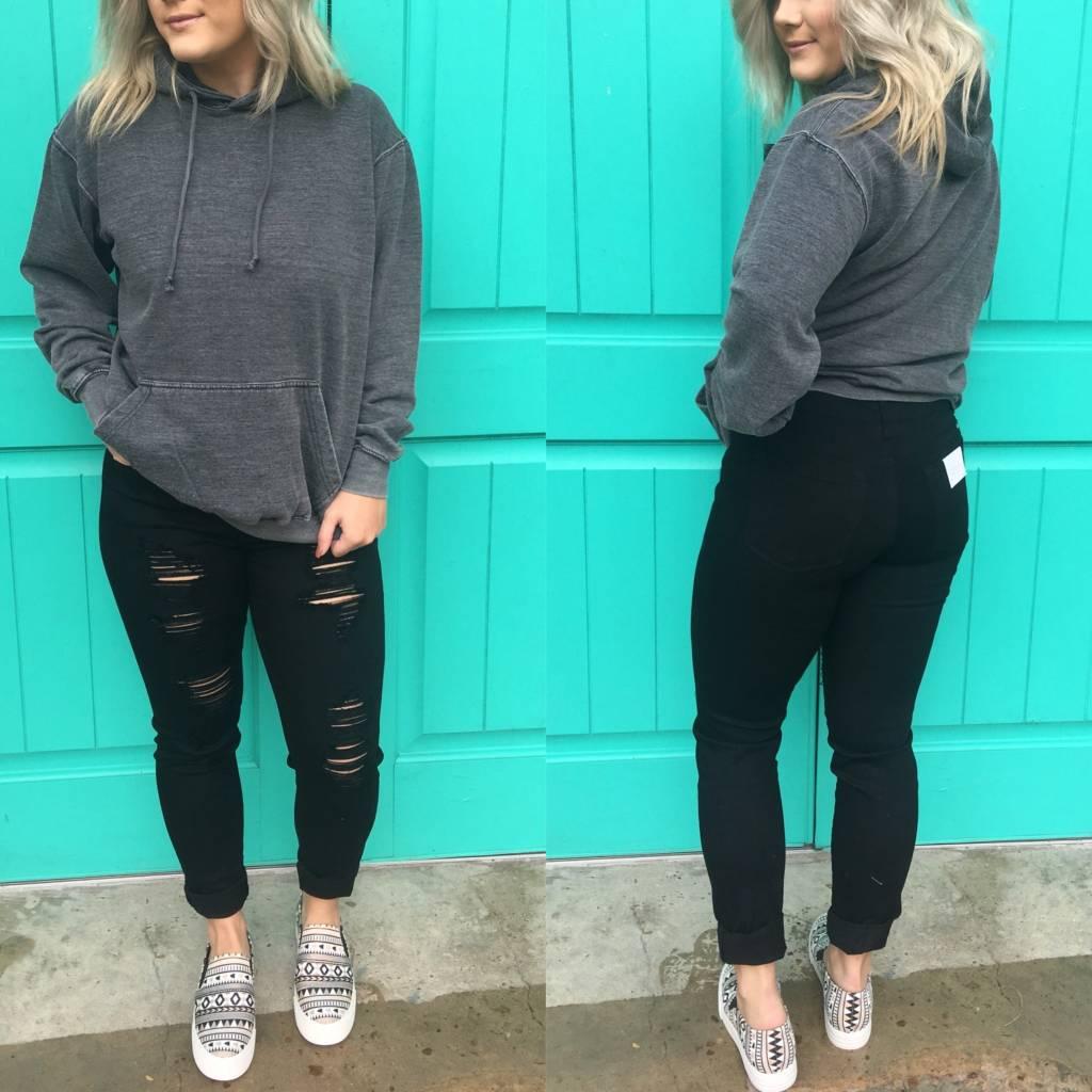 Grey JLT Hoodie