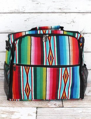 SOUTHWEST SERAPE DIAPER BACKPACK
