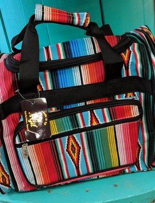 Serape Small Duffle Bag