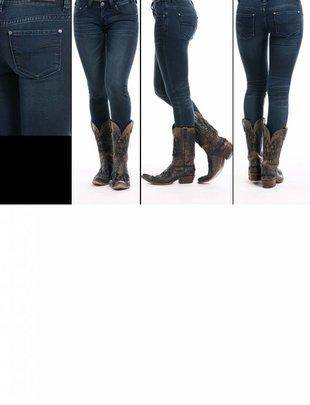 Ladies Jogger Skinny Jean