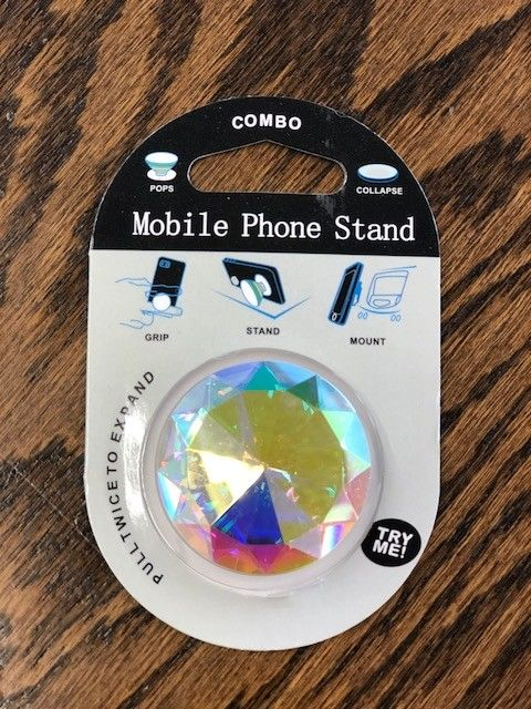 AB Crystal Phone Accessory