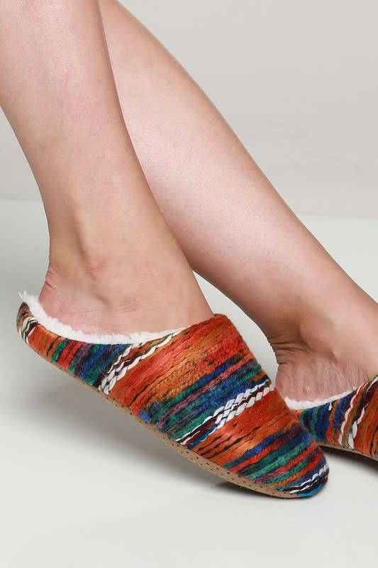 Bohemian Slippers