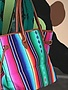 Serape Sunset Tote Bag
