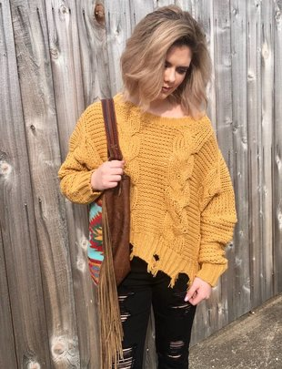 Deep South Sweater