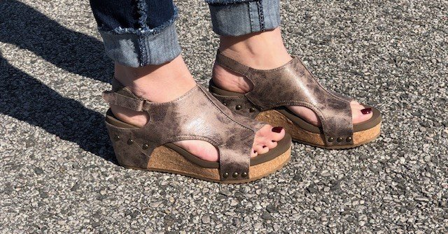Corky's Carley Brown Sandal