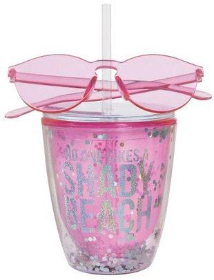 COMBO SHADY BEACH GLASS/SUNGLSSES 2PK