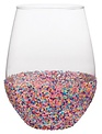30OZ STEMLESS WINE BEAD CUP
