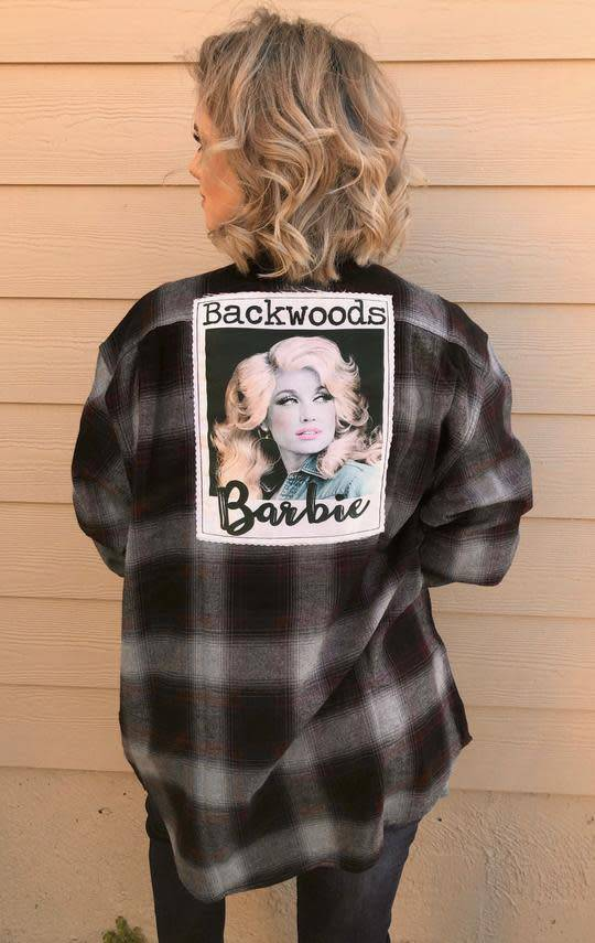 Backwoods Barbie Shirt