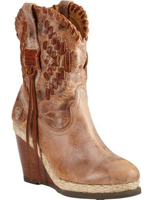 Ladies Ariat Opry Wedge Boot