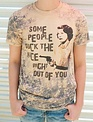 "Annette's Gina ""Some People Suck The Nice Out of You"" Tee"