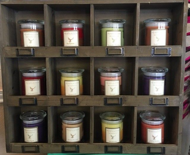 10oz. Status Jar Candles