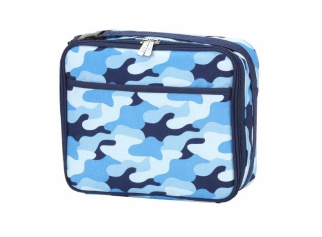 Cool Camo Lunch Box
