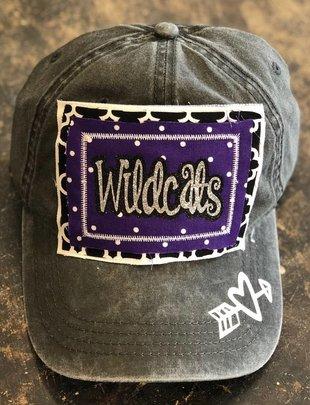 Back Road Beauties Wildcats Cap 2