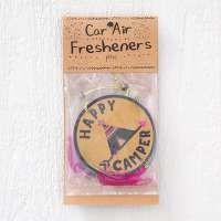 Happy Camper TeePee Air Freshener