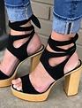 Volatile Ashlee Wrap Sandal