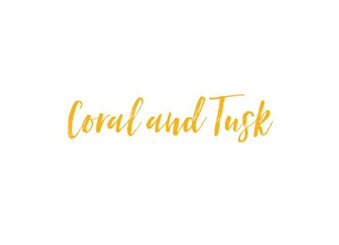 CORAL AND TUSK