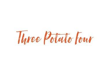 THREE POTATO FOUR