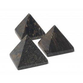 Bronzite - Mini Pyramid