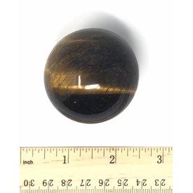 Yellow Tiger's Eye - 50mm Sphere